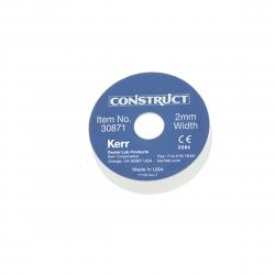 CONSTRUCT KERR RUBAN 2MM 90CM