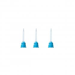 Embouts mélangeurs bleus pointus