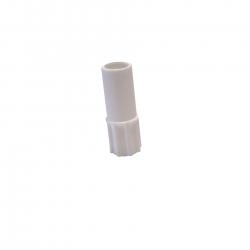 Adapteur canule 11 - 6 blanc