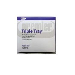 Triple tray postérieur x 48