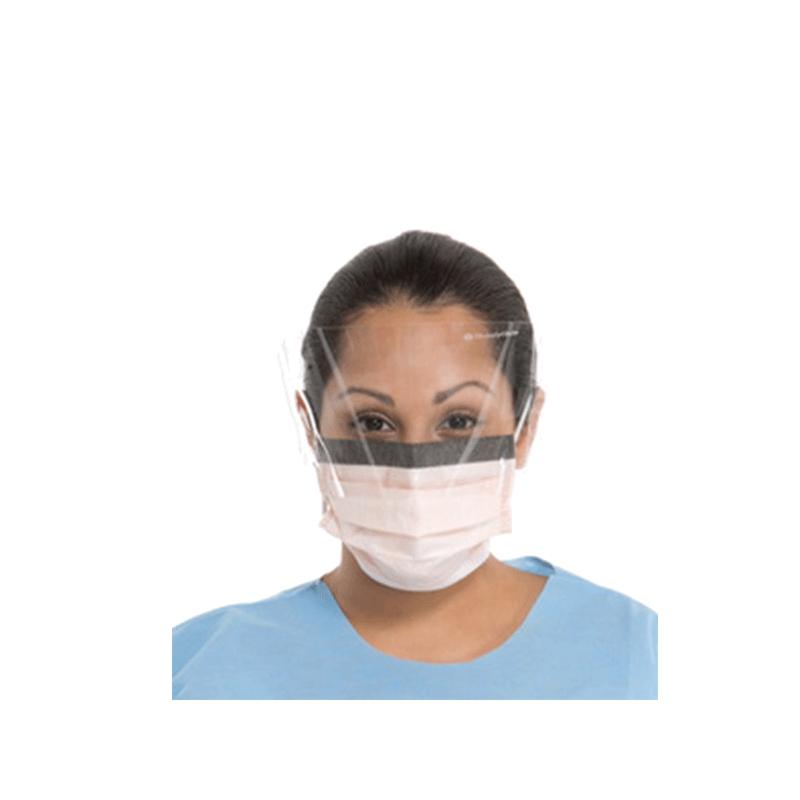 masque de protection avec visiere