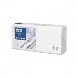 Serviette blanche 33x33