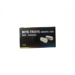 Bite trays droit