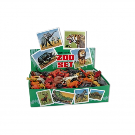 FARM SET PAR 100 ANIMAUX DE LA