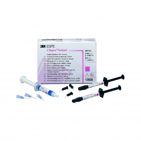 Clinpro Sealent  Intro Kit