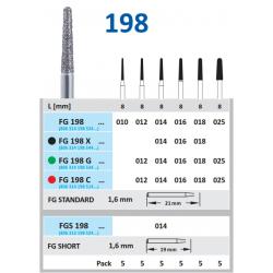 FRAISE DIAM.HORICO  198X-018 BAGUE NOIRE PAR 5