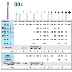 FRAISE DIAM.HORICO 001G-029 A LA PIECE BAGUE VERTE