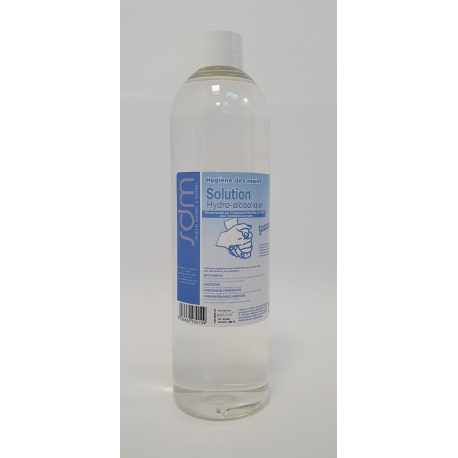 Solution hydroalcoolique en 400ML