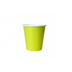 Carton 3000 gobelets vert clair 20cl Medistock b2212