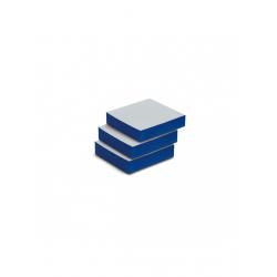 Blocs de melange papier 4x4 3 x 100 medibase