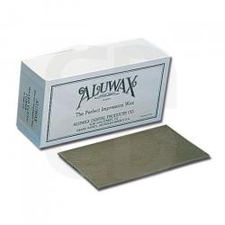 Cire aluwax en plaque toilee 450g ref 99cirep-t