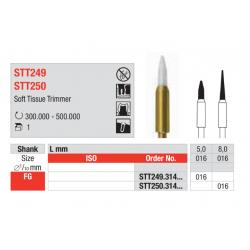 FRAISE SOFT TISSUE TRIMMER STT250