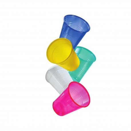 Gobelets colorés 18 cl