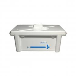 Bac de décontamination 3L