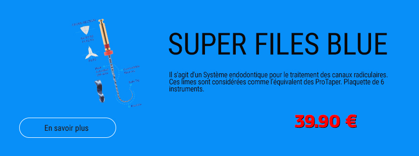 SUPER FILES BLUE